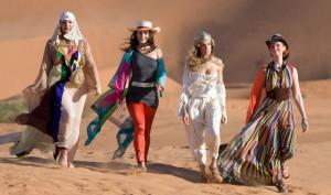 """героини """"секса"""" в пустыне"""